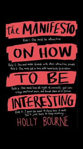Manifesto on How to be Interes