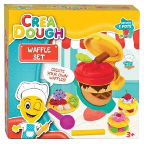 Crea Dough Waffle Set 257-17