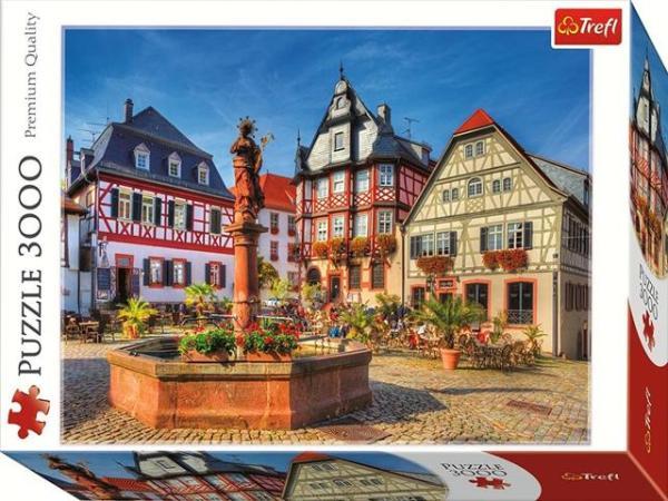 Market Square Heppenheim Trefl Puzzle (33052) 1160*850