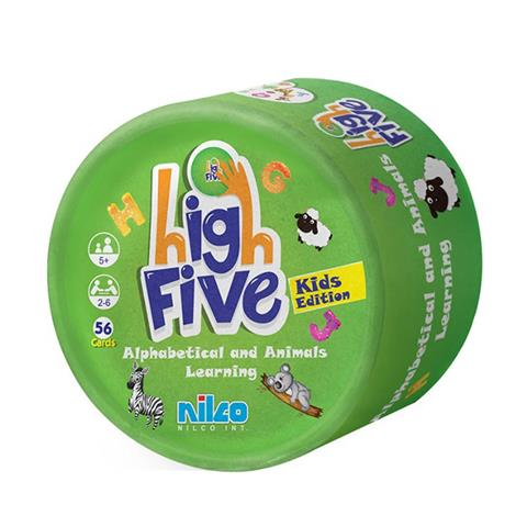 High Five Educational 8116