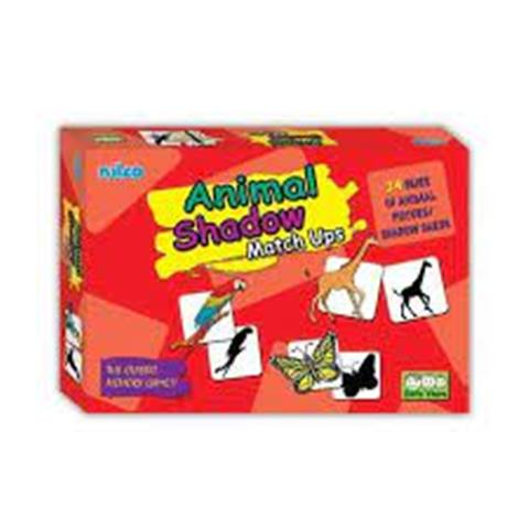Animal Shadow Match Ups (5603) (Age 3+)