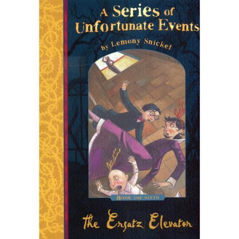 Ersatz Elevator (Series of Unfortunate Events)