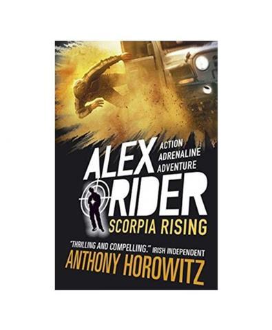 Alex Rider 9 Scorpia Rising