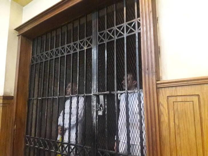 محافظ المنوفية في قفض الاتهام