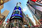 """""""Dow Jones"""" turns toward the retreat and""""Nasdaq"""" Achieves second record closing in a row"""