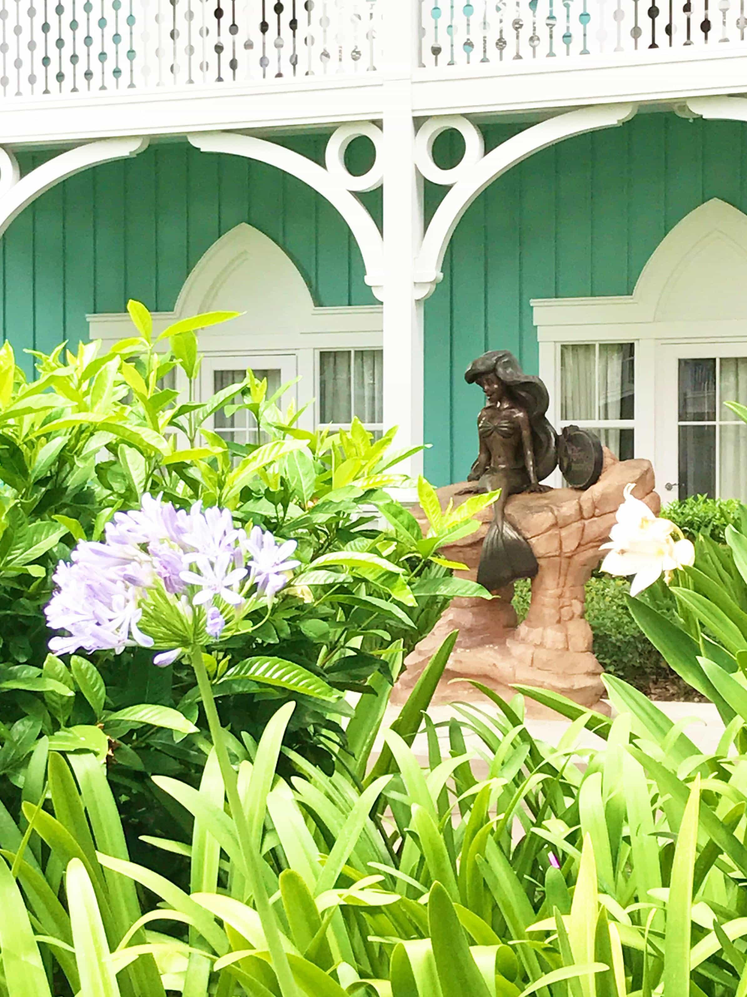 Magical Monday {Disney\'s Beach Club Resort & Villas} | Dixie ...