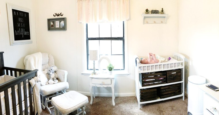 Oakley Lane's Farmhouse Nursery