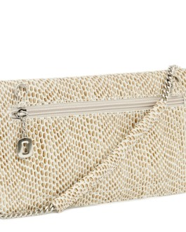 9ab5efc20 ... Warm Apricot Coco Clutch with Shoulder Chain by Sorial