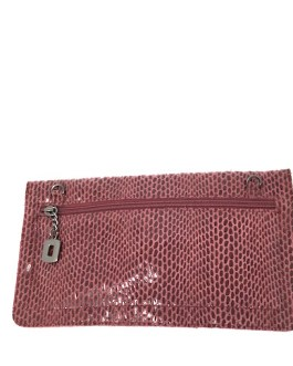 87eef57e5 Cranberry Coco Clutch with Shoulder Chain by Sorial ...