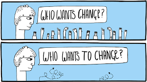 change cartoon