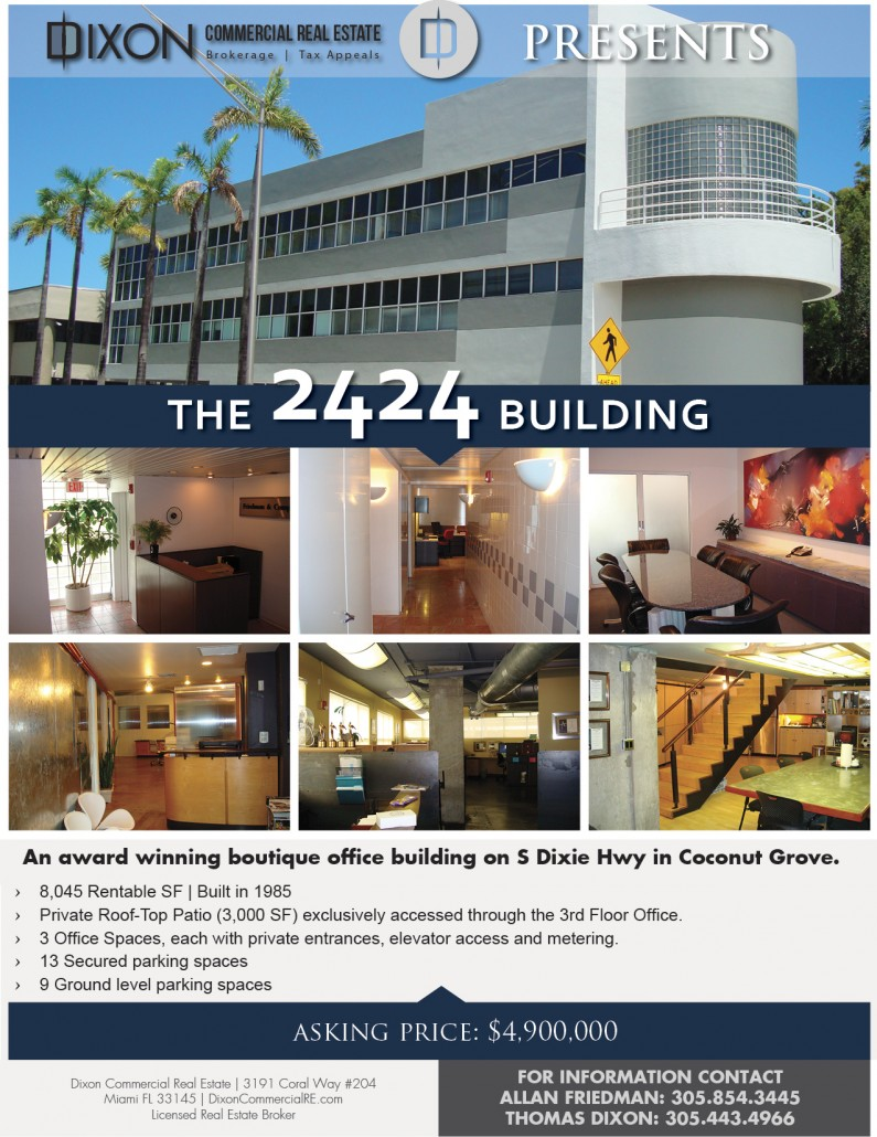 2424 Building - Coming Soon