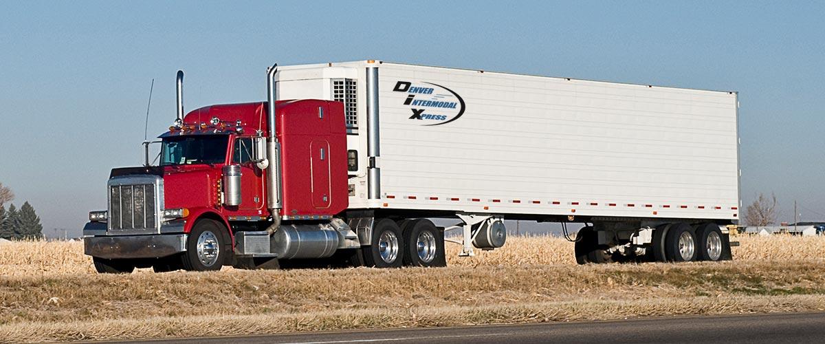 DIX Trucking  Intermodal Drayage