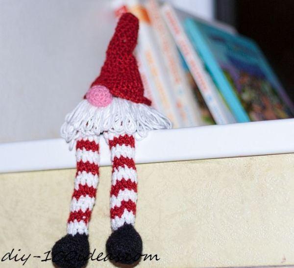 Crochet christmas gnome (1)