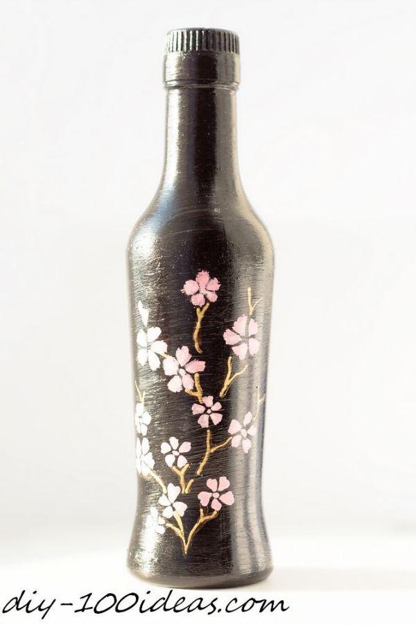 wine bottle decoration ideas(2)