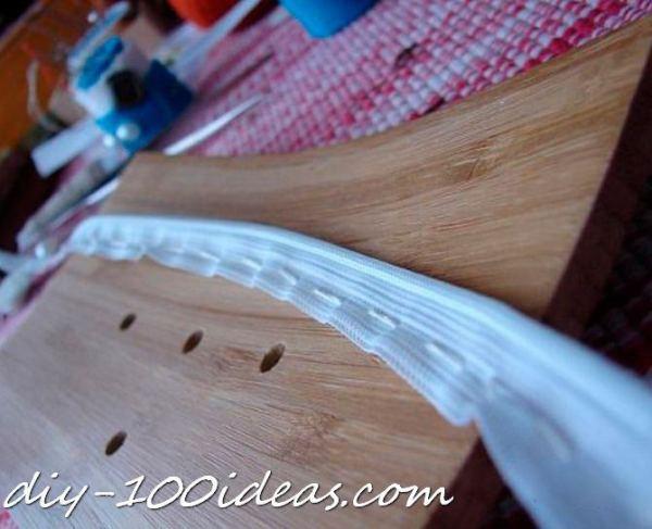 zipper rose tutorial (2)