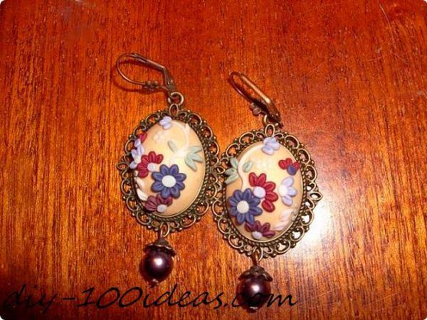 earrings diy ideas (20)