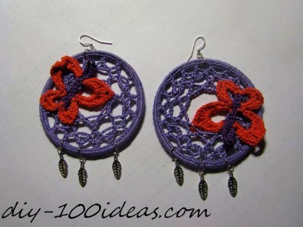 earrings diy ideas (6)