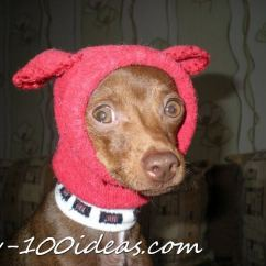 How To Make Crochet Pattern Diagram Wiring For Two Switches One Light Dog Hat From Sock | Diy 100 Ideas