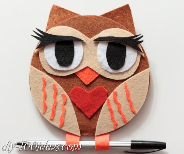 owl felt diy (1)