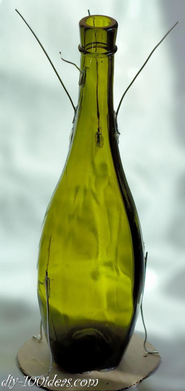 Tree from wine bottle (7)