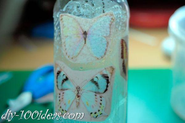 DIY Butterfly From Plastic Bottles (6)