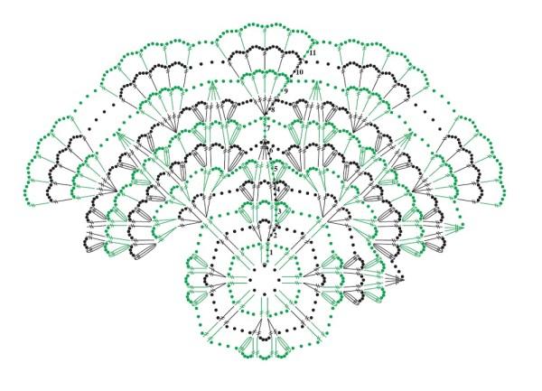 Snowflake Doily (2)