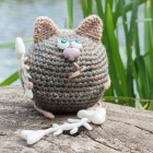 Crochet Pattern Cat