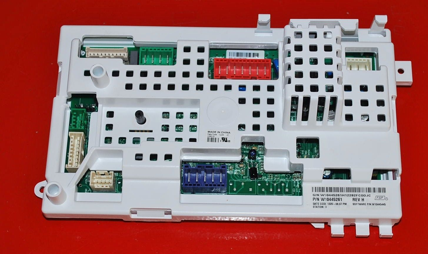 Whirlpool Washer Electronic Control Board - Part # W10445261