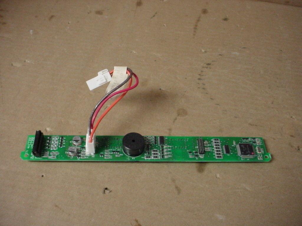 GE Refrigerator Control Board Part # WR55X10522