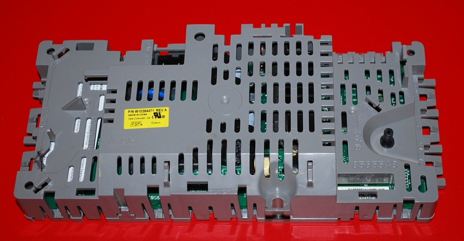 Whirlpool Washer Electronic Control Board - Part # W10384471