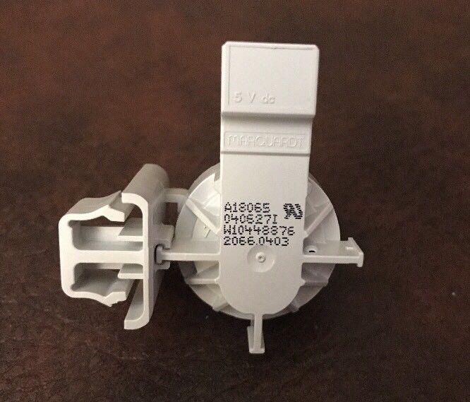 Washing Machine Pressure Switch Part #W10448876