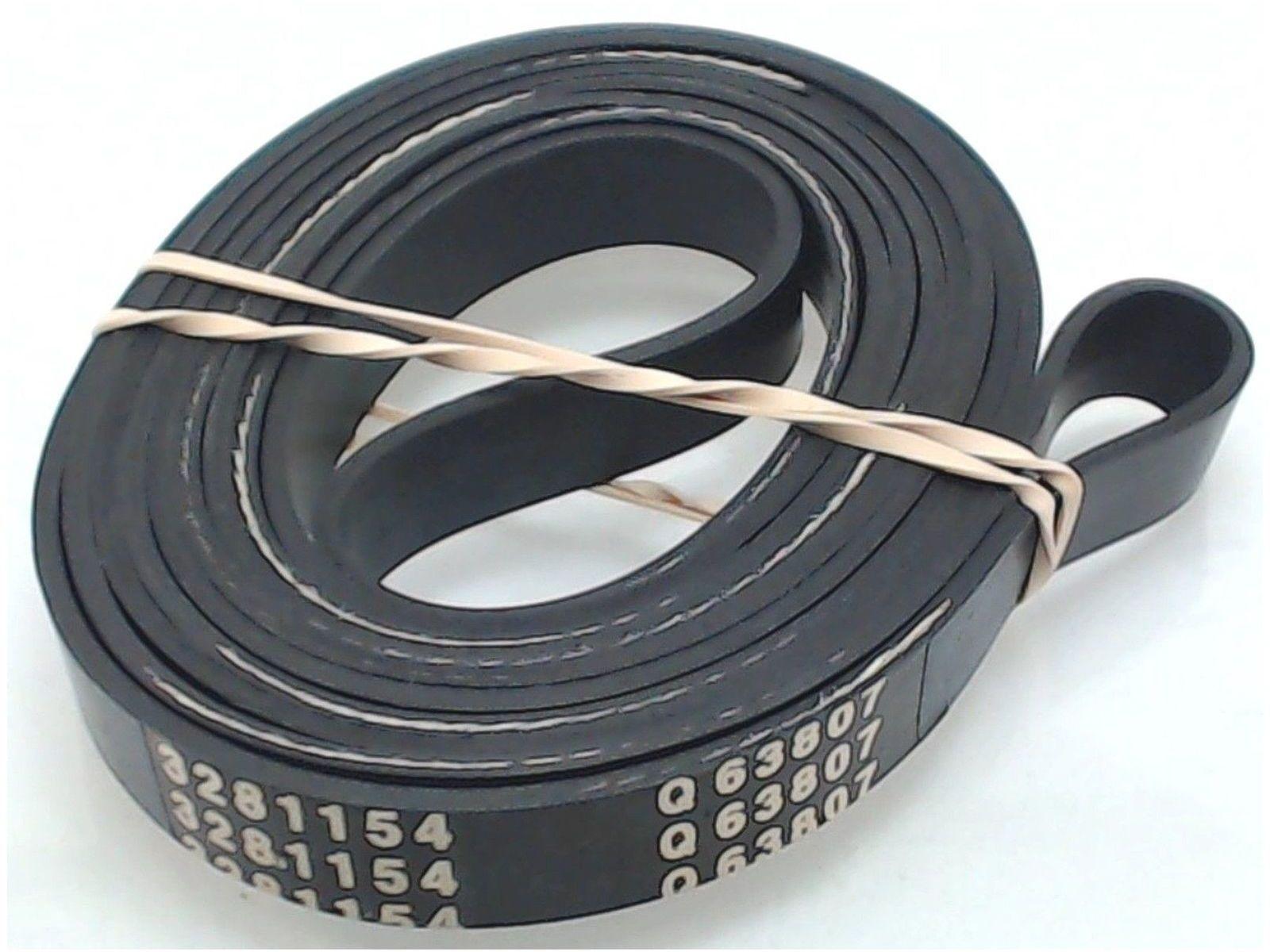 SRT Appliance Parts 5303281154, Dryer Belt Replaces Electrolux
