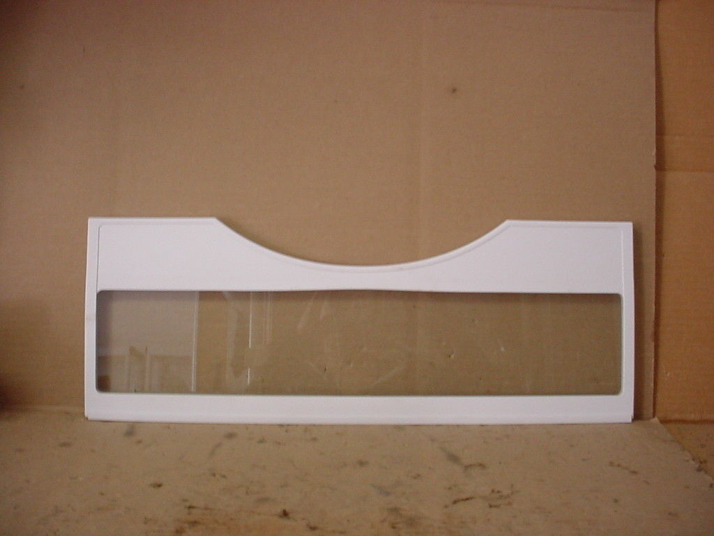 GE Refrigerator Drawer Cover Part # WR71X10436