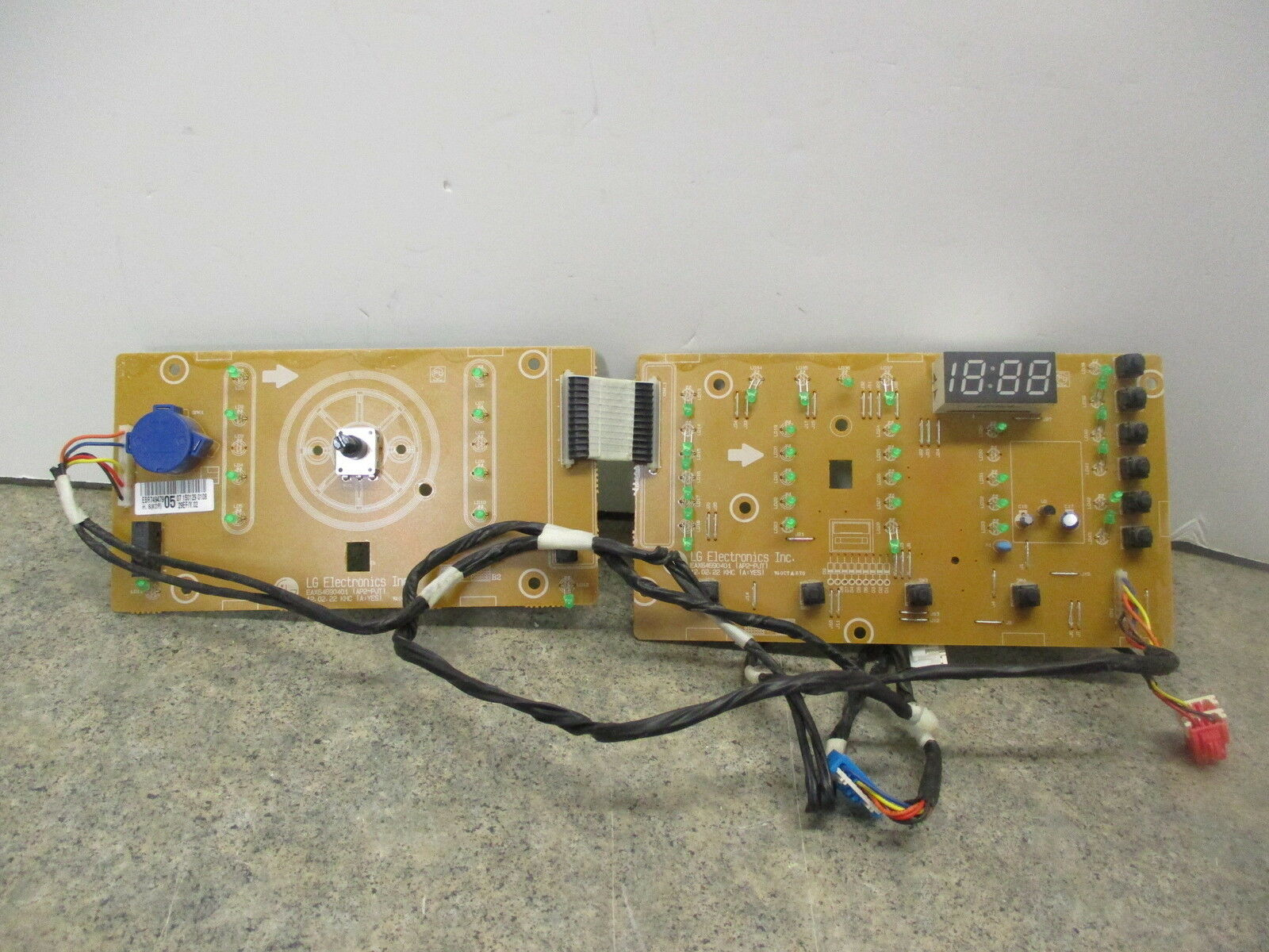 KENMORE DRYER CONTROL BOARD PART # EBR74947905