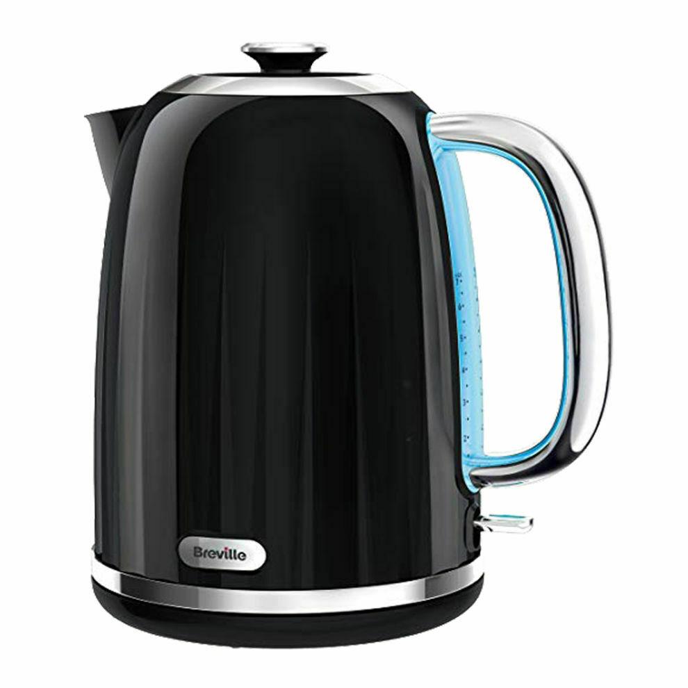 Kettle Water 2200 W 57.5oz Colour Black Spare Parts Peq. Appliance