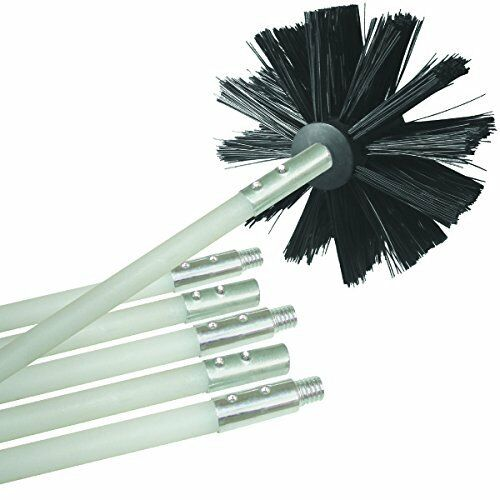 Dryer Replacement Parts Duct Cleaning Kit, Lint Remover, Extends Up To 12 Feet,