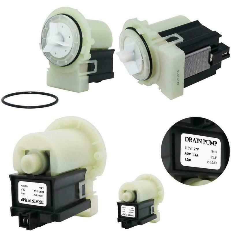 Water Drain Pump Motor by AMI PARTS Compatible with Maytag Whirlpool Washer  28