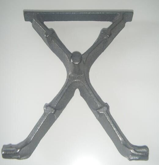 X-frame Cross Frame to carry grate Wheel for RAYBURN Royal SPARE PARTS