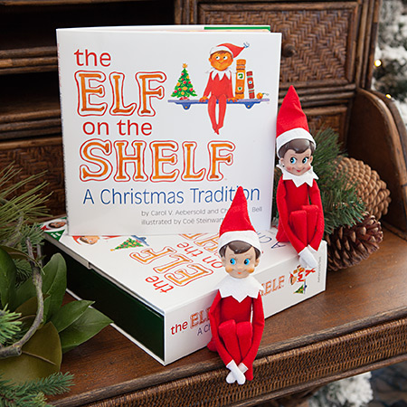 The Elf on the Shelf Australia
