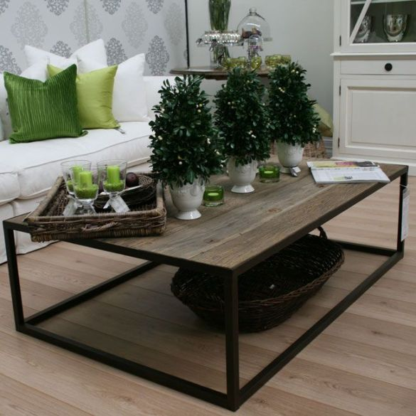 Coffee table styling by French Dressing