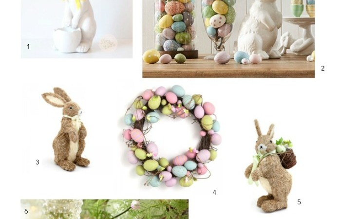 Easter Decorating for the home