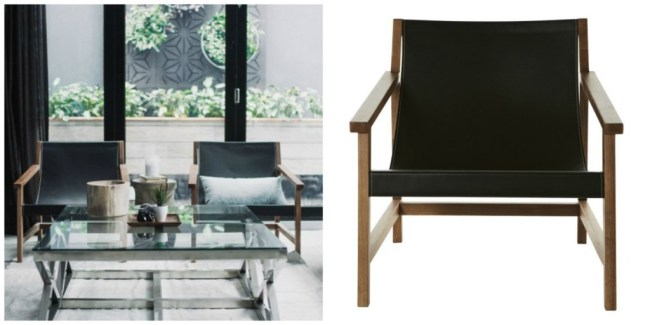 The Block Chair