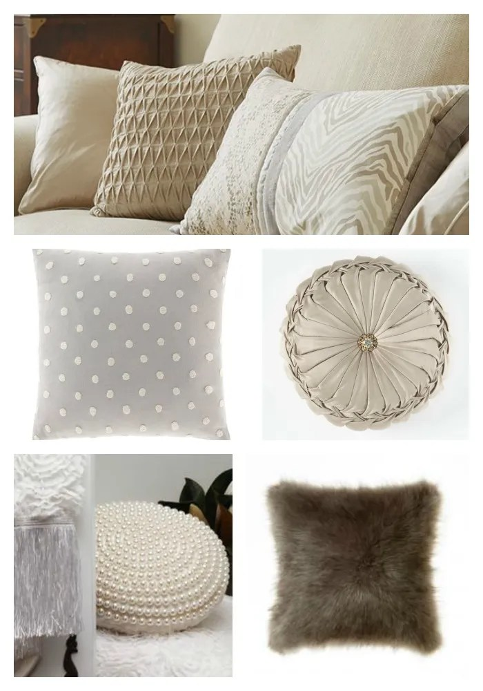 Cushion Styling Texture