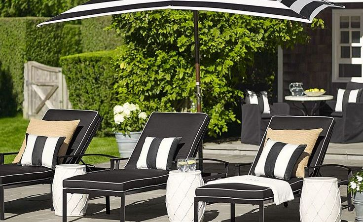 Outdoor Cushions styling