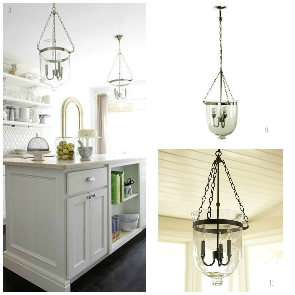 glass pendant lights lantern