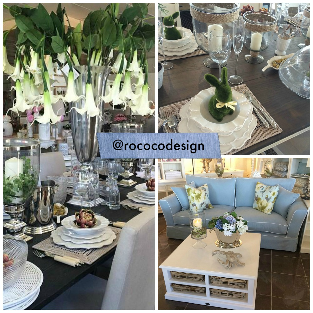 interiors shops follow instagram Rococo Design