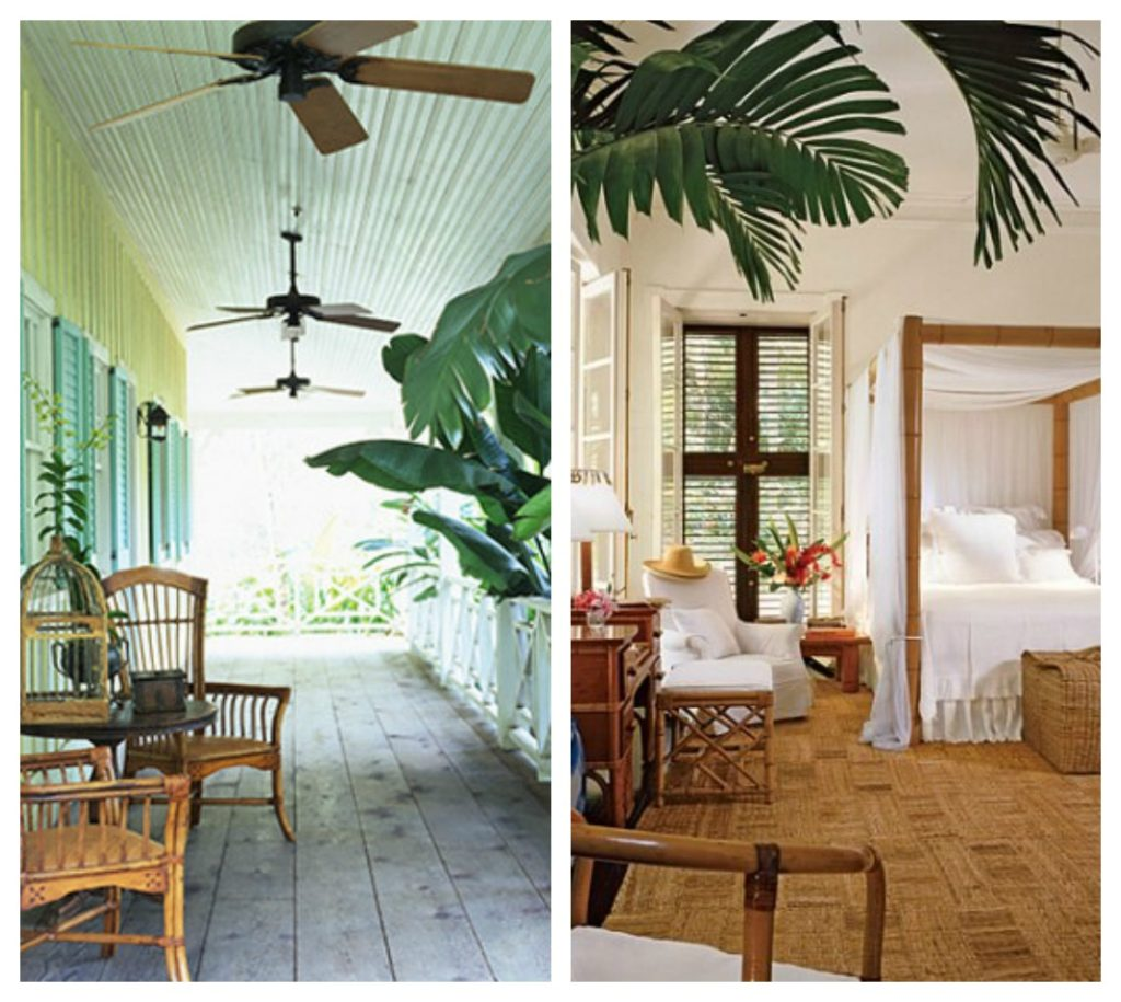 Colonial Decor: Tropical British Colonial Style
