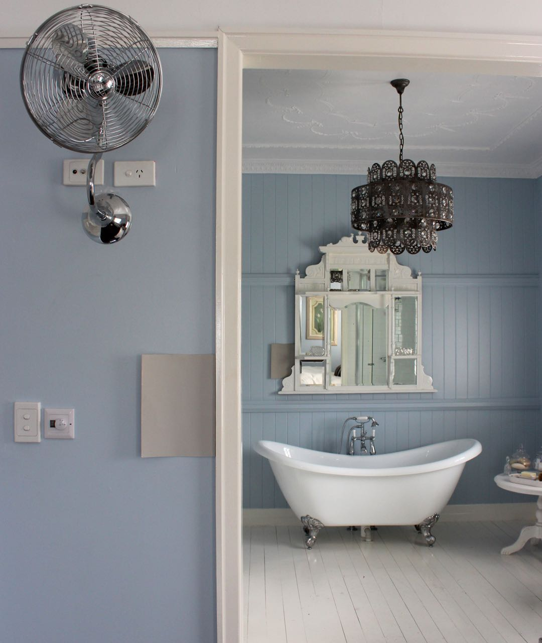 Resene paint swatches bathroom