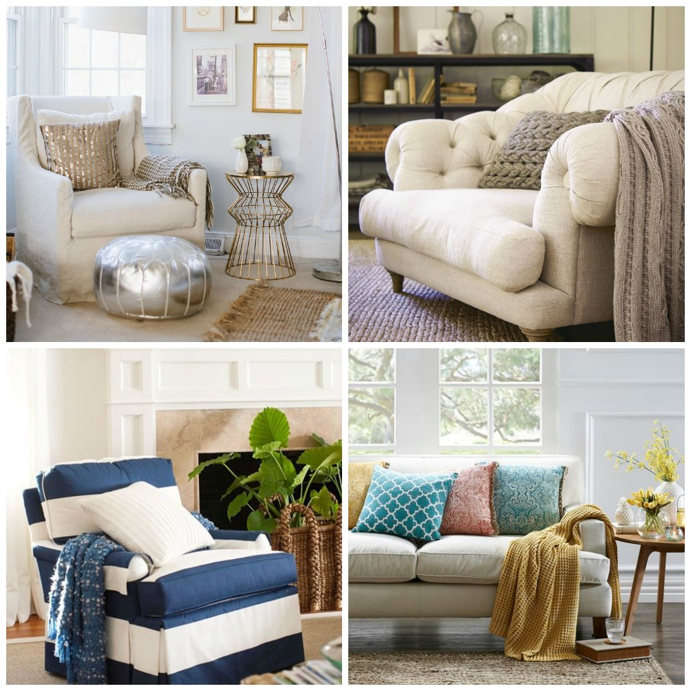 ways to style your throw rug or blanket