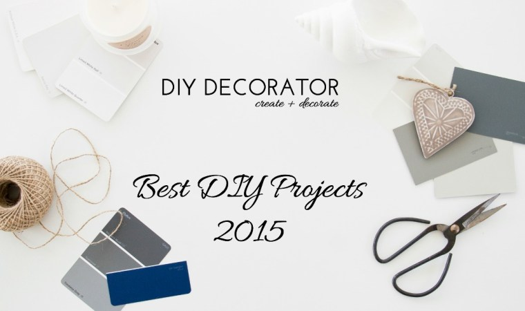 Best DIY Projects 2015